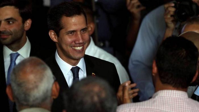 Европарламент подтвердил признание Гуайдо президентом Венесуэлы