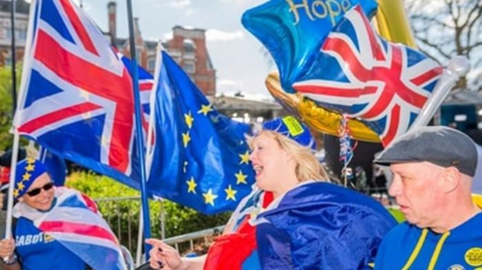 Правительство Великобритании отказалось рассматривать петицию о Brexit