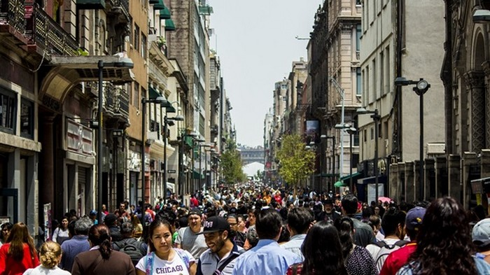 В Мехико объявлена экологическая тревога