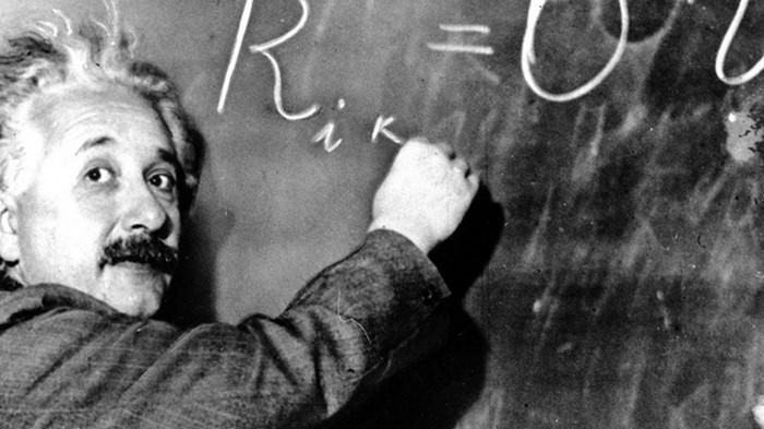Письмо Эйнштейна продали на аукционе за $134 тысячи (фото)