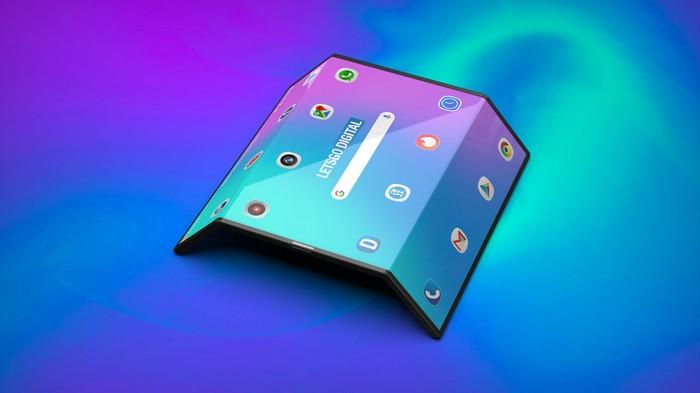 Xiaomi показала дешевый гибкий смартфон на видео