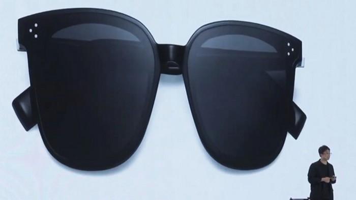 Бренд Huawei представил умные очки (видео)
