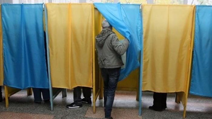 В Украине не открылись семь избирательных участков