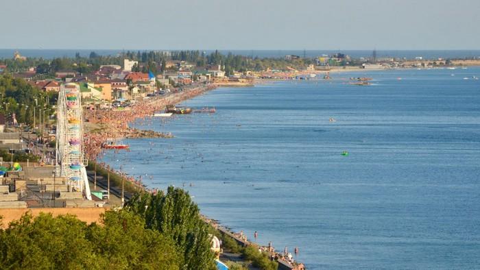 Відпочинок в Бердянську: клімат, море, розваги