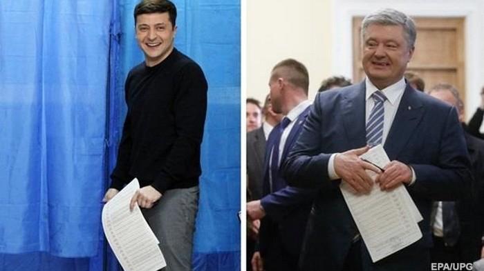 ЦИК Украины обнародовала данные подсчета 10% голосов