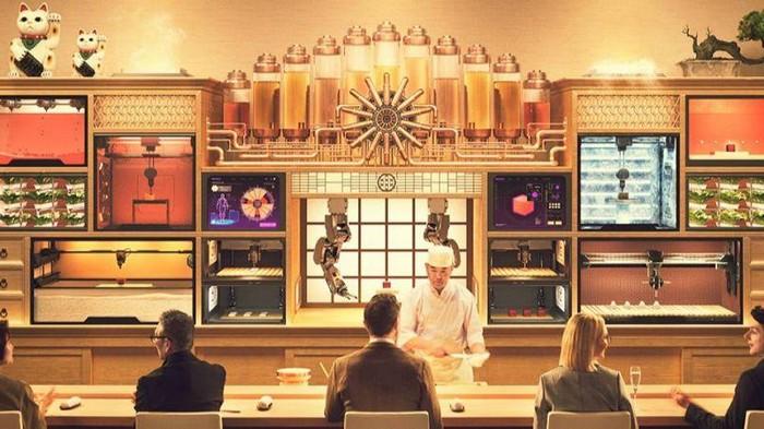 В Японии придумали ресторан, перед походом в который надо сдать анализы