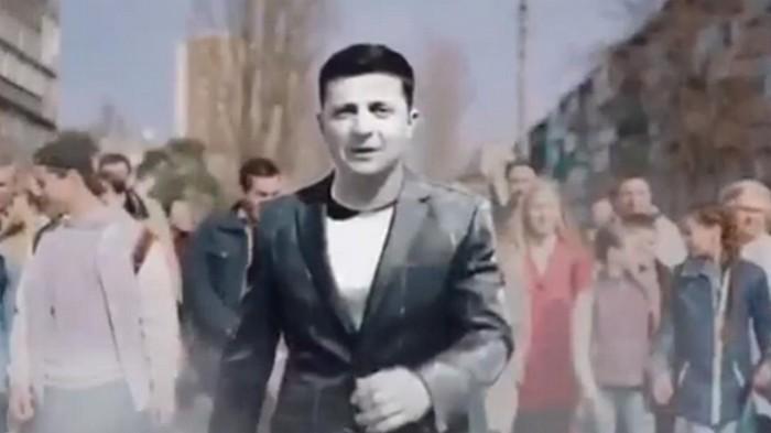 Появилось новое провокационное видео с Зеленским