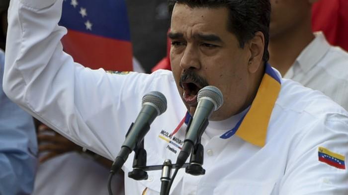 Помпео: США намерены вместе с партнерами усилить изоляцию Мадуро