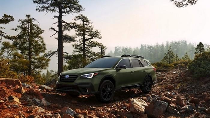 Subaru официально презентовал Outback 2020 (видео)