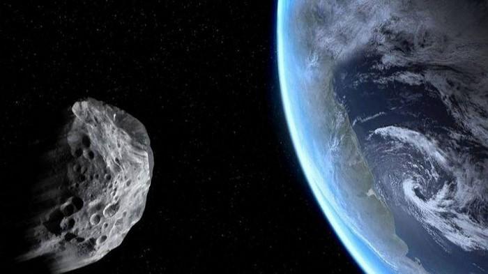 Возле Земли пролетел огромный астероид