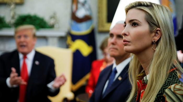 Иванка Трамп отказалась возглавить Всемирный банк: известна причина