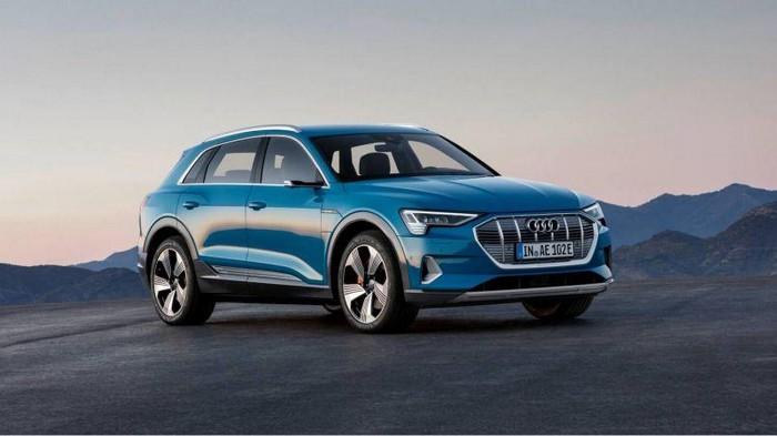 Audi задерживает поставки своего первого электрокара E-tron