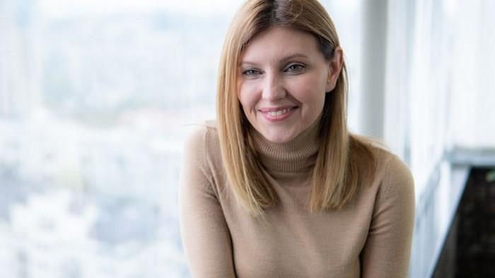 Жена Зеленского не советовала ему общаться с журналистами