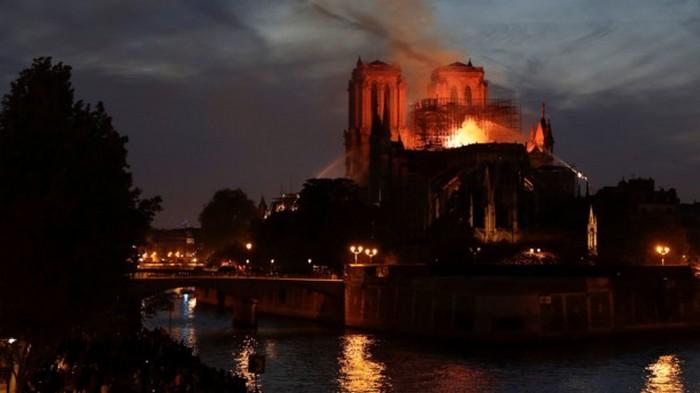 Эксперты оценили, сколько времени займет восстановление собора Парижской Богоматери