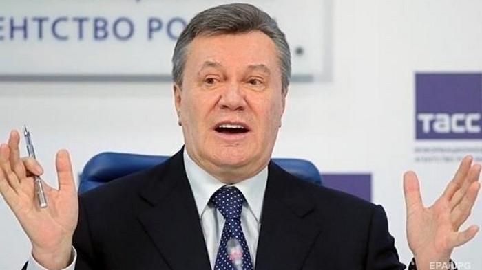 Суд снял арест со счетов банка Януковича