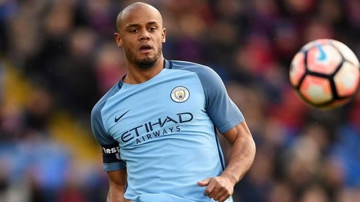 Венсан Компани: «Я собираюсь остаться в «Манчестер Сити»