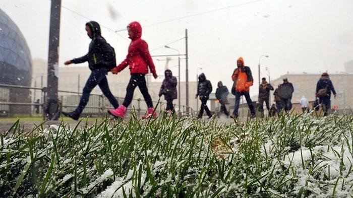 Украинцев предупредили о заморозках