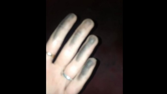 Пассажиры поезда Укрзализныци измазались в саже – соцсети (видео)