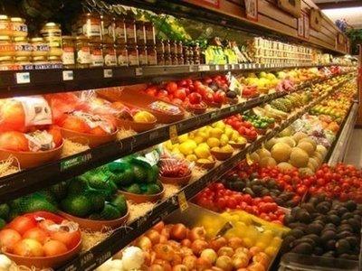 В Украине стремительно дорожают овощи и фрукты (инфографика)