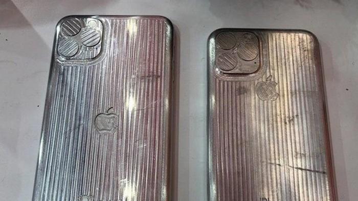 В Сети показали корпусы iPhone XI на фото