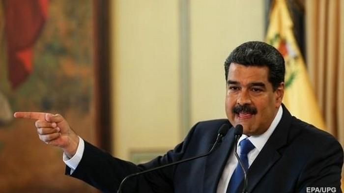 Мадуро заявил о полном контроле над Венесуэлой