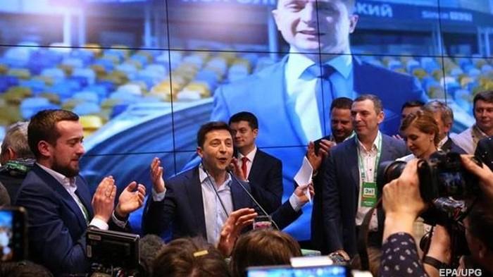 Речь Владимира Зеленского после экзит-поллов: текст и видео