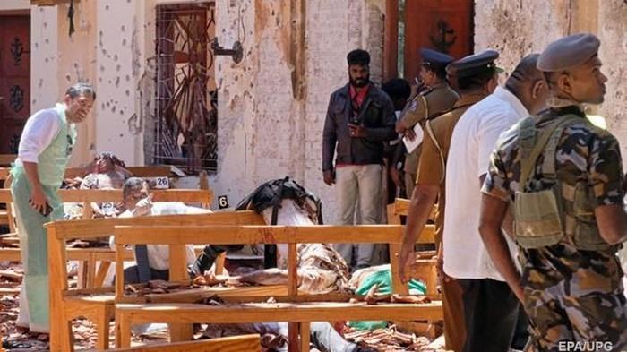 Теракт на Шри-Ланке: число жертв резко выросло