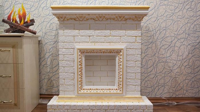 Фасадный декор из пенопласта: основные виды и преимущества