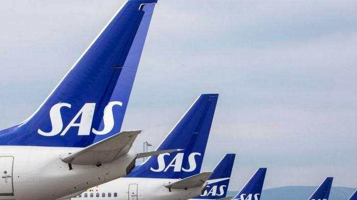 Десятки тысяч пассажиров пострадали из-за забастовки пилотов в Скандинавии