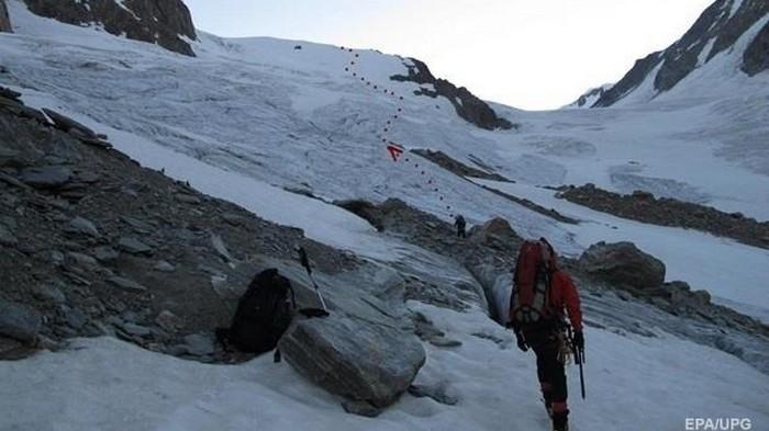 На Эльбрусе погиб украинский альпинист