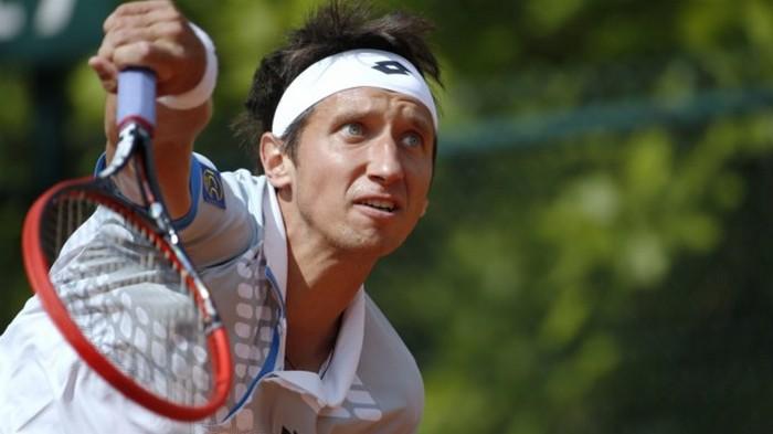 Лучший теннисист Украины проиграл второй финал подряд