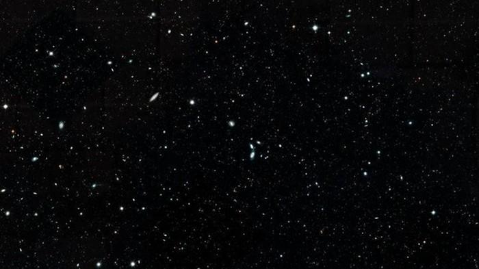 NASA создало самое полное изображение Вселенной