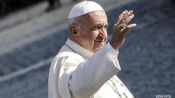 Папа Римский пригласил руководство УГКЦ на встречу в Ватикан