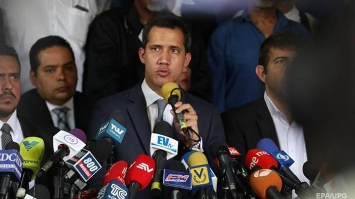 Гуайдо объяснил провал попытки свергнуть Мадуро