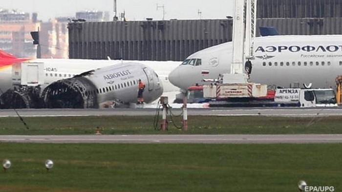 В России растет число отмененных рейсов Superjet 100