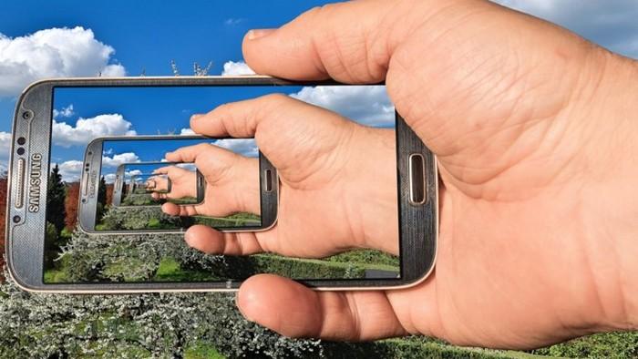 Samsung создала 64 МП фотокамеру для смартфонов