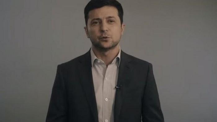 Зеленский записал обращение к Раде по инаугурации