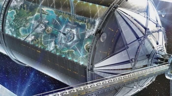 Глава Amazon предложил план по колонизации земной орбиты