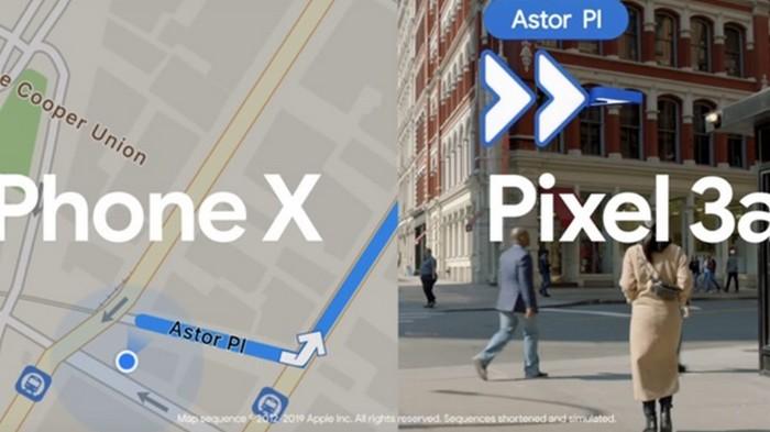 Google высмеял Apple в новом рекламном видео