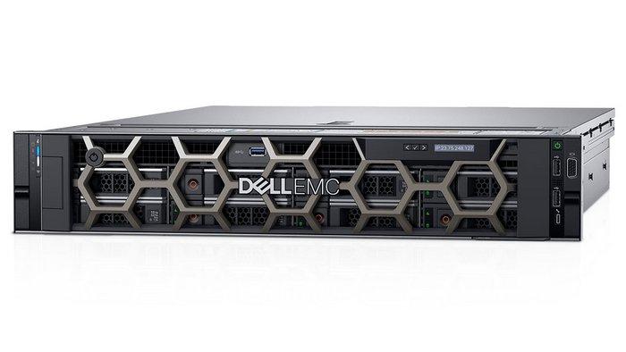 Стоечные серверы Dell EMC PowerEdge R740: краткое описание