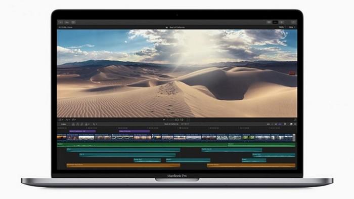 Apple представила восьмиядерный MacBook Pro