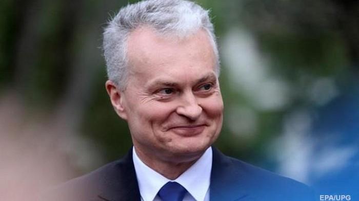 На выборах президента Литвы побеждает Науседа
