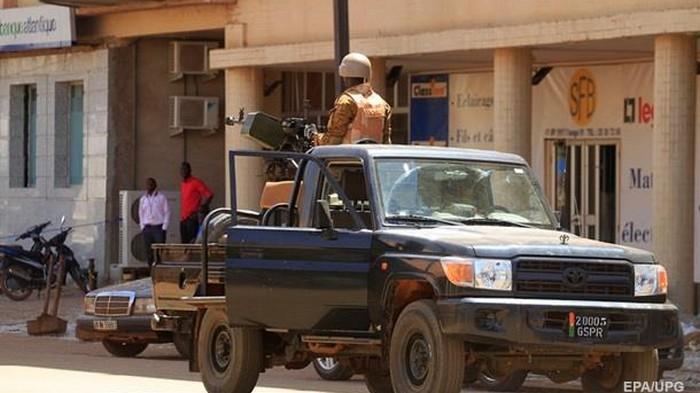 В Буркина-Фасо напали на церковь, есть жертвы