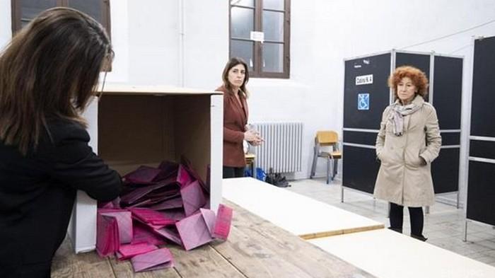 На выборах в ЕП зафиксировали рекордную явку