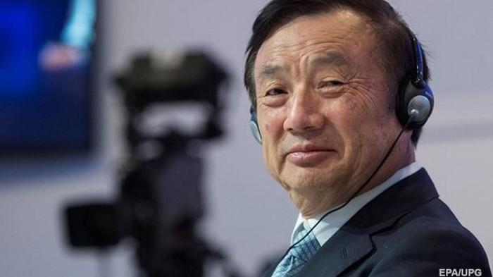 Глава Huawei против санкций в отношении Apple