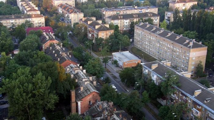 В Киеве переименуют улицу Российская