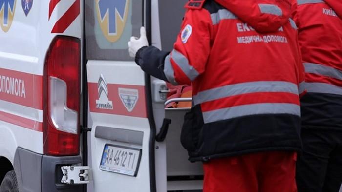 Во Львове пьяная студентка выжила после падения с седьмого этажа