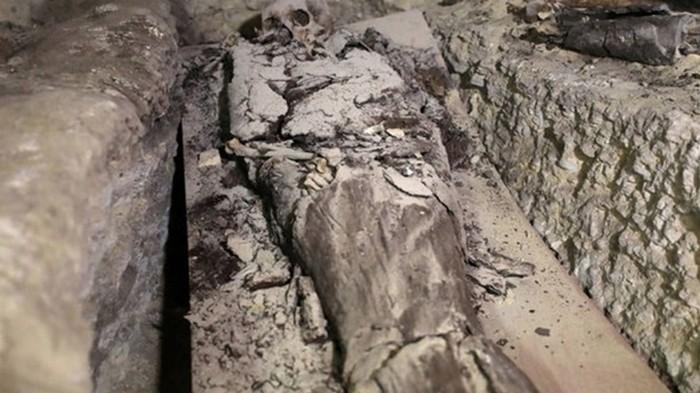 В Китае найден комплекс с тысячелетними гробницами