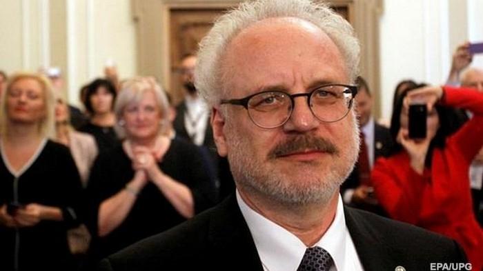 В Латвии выбрали нового президента