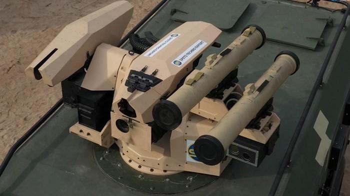 В Украине успешно испытали боевой модуль Serdar (видео)